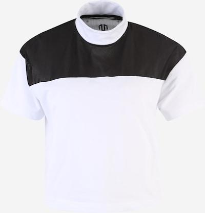 MOROTAI Funkčné tričko 'NAKA WB Mesh Tee' - čierna / biela, Produkt