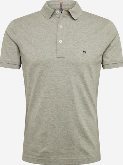 TOMMY HILFIGER Koszulka 'TOMMY SLIM POLO' w kolorze szarym, Podgląd produktu