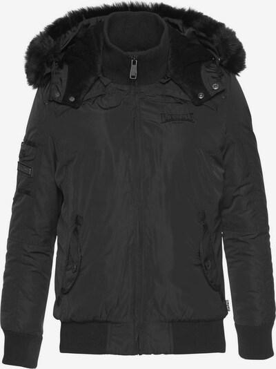 LONSDALE Jacke in schwarz, Produktansicht