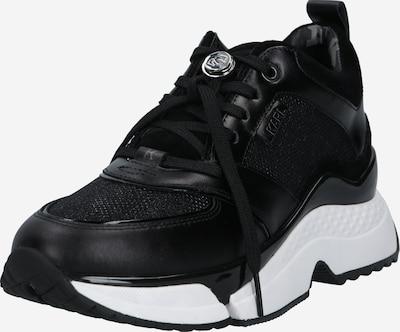 Karl Lagerfeld Baskets basses 'AVENTUR' en noir, Vue avec produit