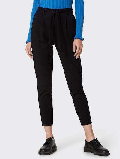 MOSS COPENHAGEN Hose 'Popye' in schwarz, Modelansicht