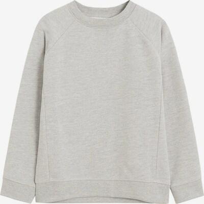 MANGO KIDS Sweatshirt in hellgrau, Produktansicht