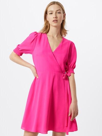 Banana Republic Kleid in neonpink, Modelansicht