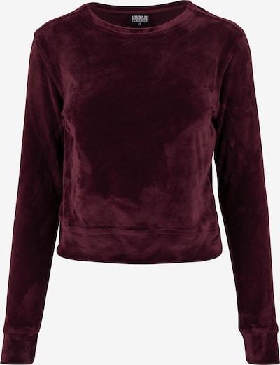 Urban Classics Pullover in burgunder, Produktansicht