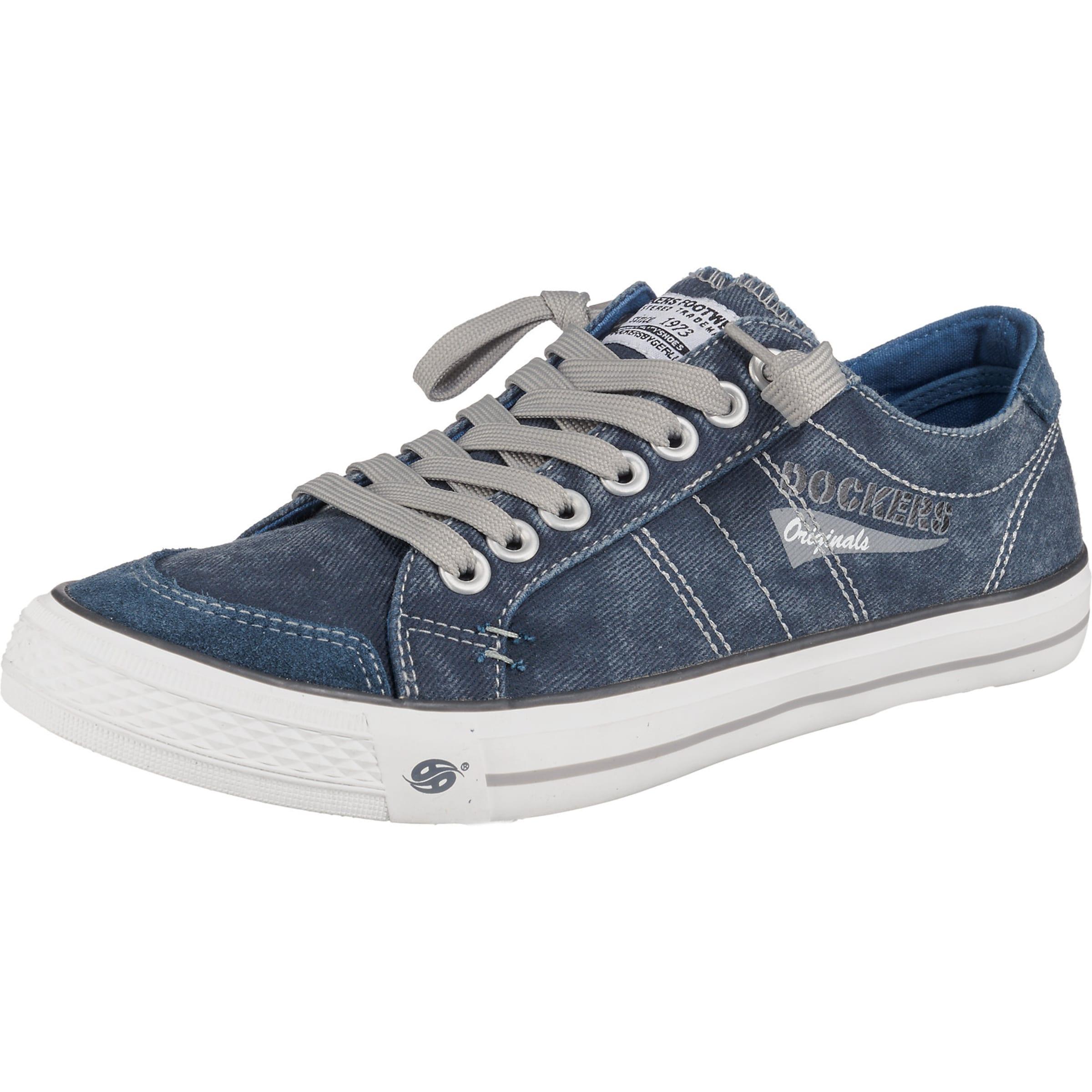 Low In Dockers Gerli Blau By Sneakers H29DWYeEI