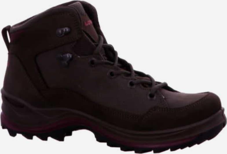 LOWA Boots in Bruin / Donkerlila i6UXp84e