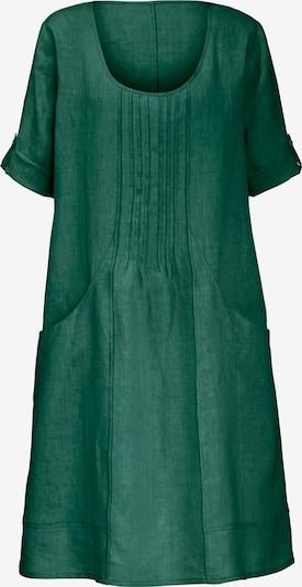 Anna Aura Kleid in grasgrün, Produktansicht