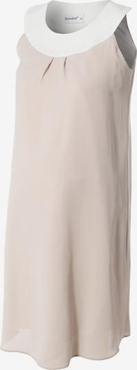 Bebefield Kleid 'Amelia' in camel / weiß, Produktansicht