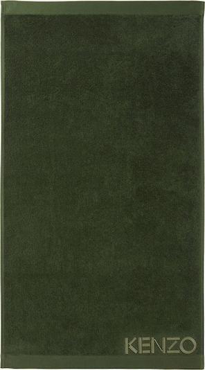 Kenzo Maison Gästetuch 'ICONIC 2er Set' in grün, Produktansicht