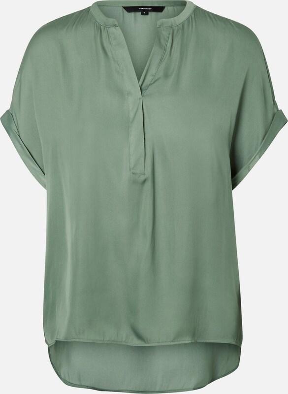 VERO MODA Feminines Bluse ohne Ärmel