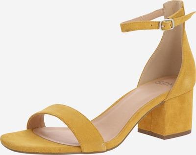 SPM Sandale 'Ivette' in ocker, Produktansicht