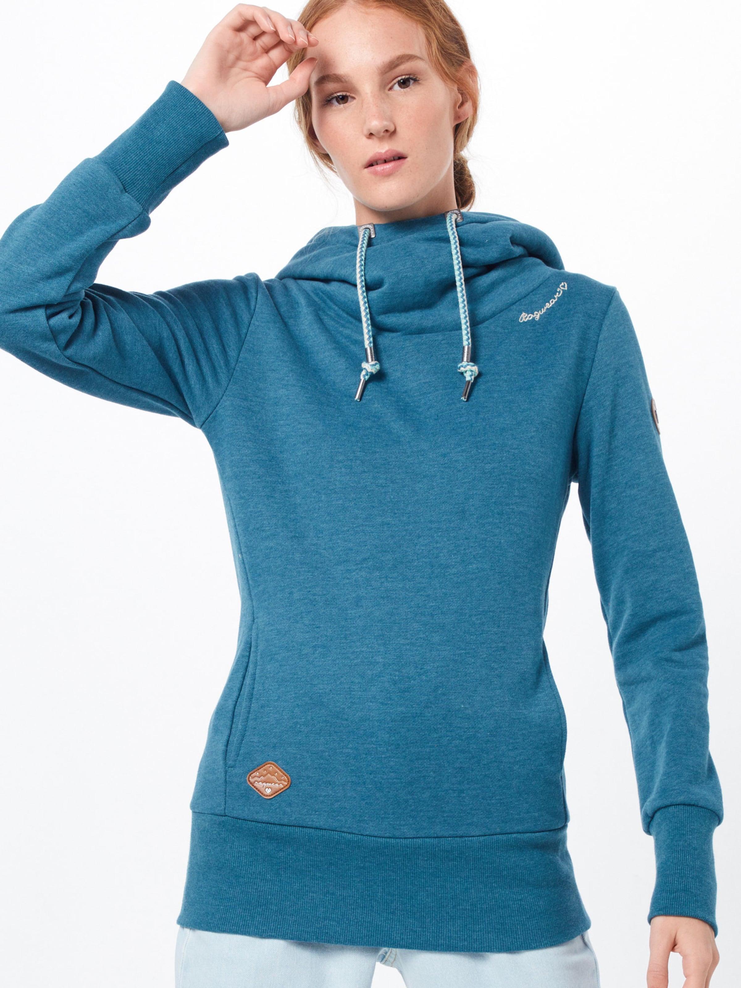 Sweat Ragwear 'yoda' En Turquoise shirt Nk0wX8nPO