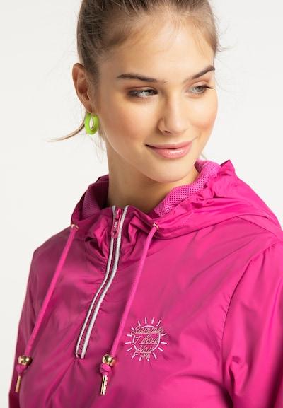 MYMO Schlupfjacke in pink, Produktansicht
