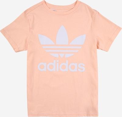 ADIDAS ORIGINALS Tričko 'Trefoil' - pink / bílá, Produkt
