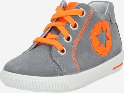 SUPERFIT Halbschuh in grau / orange, Produktansicht