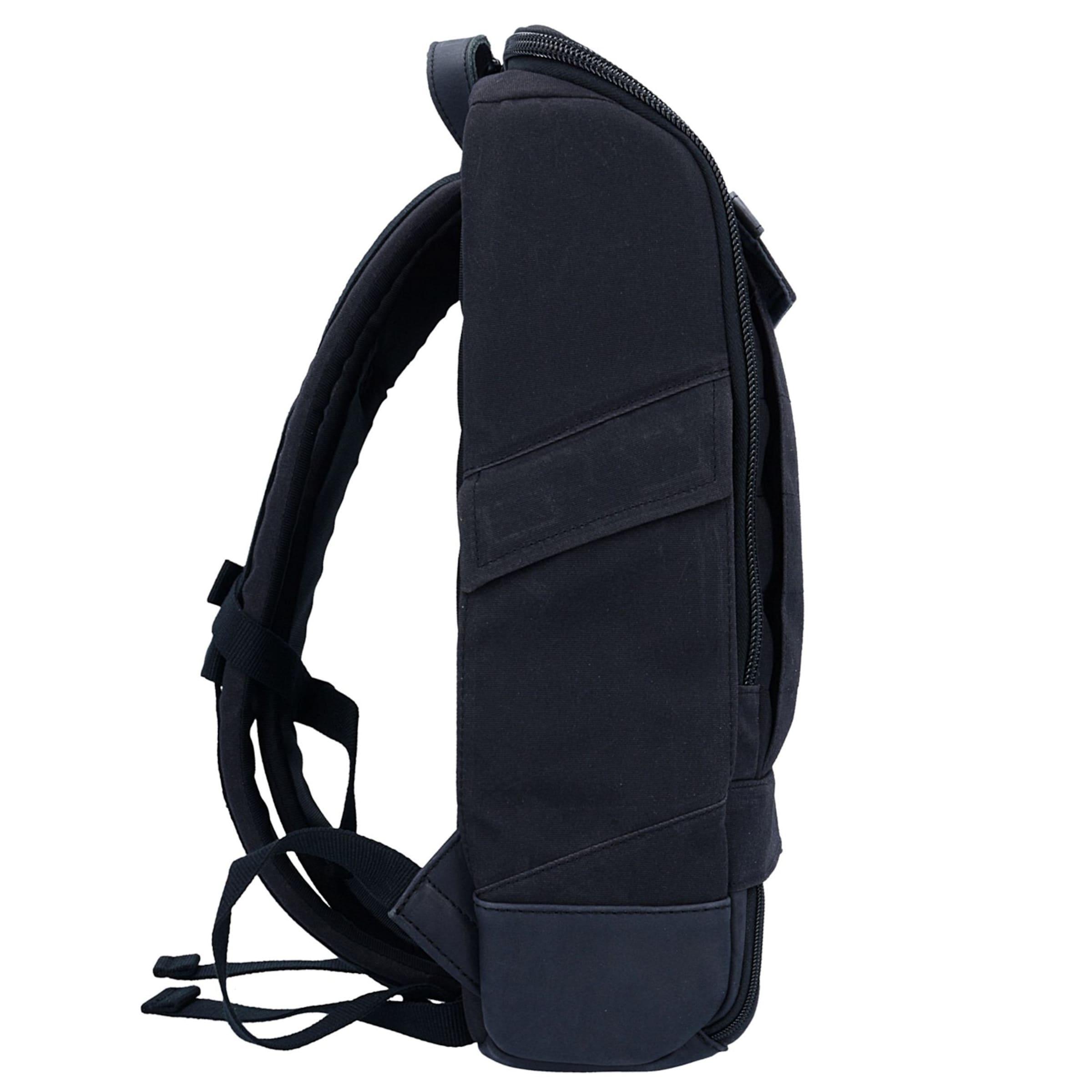 AEP Rucksack in schwarz