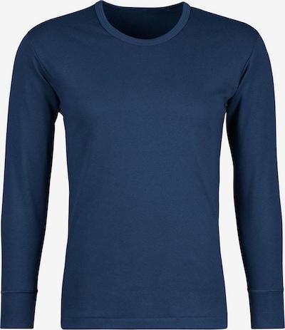 HUBER Shirt 'Thermoline' in blau, Produktansicht