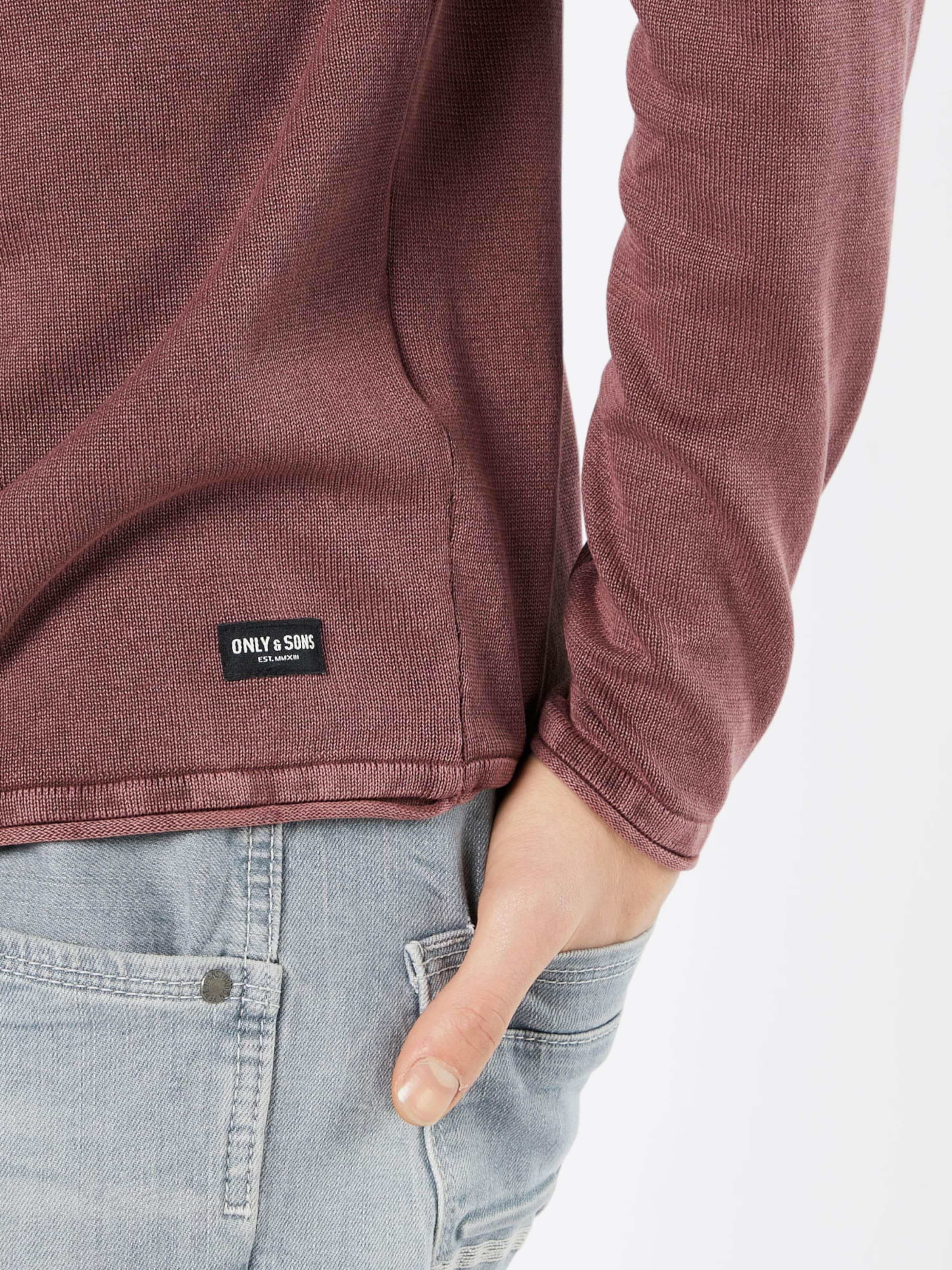 Only & Sons Langarm-Shirt Verkauf Zuverlässig Online-Shopping-Original Verkauf Original Günstig Kaufen Websites Preiswerte Neue gXHZOytD