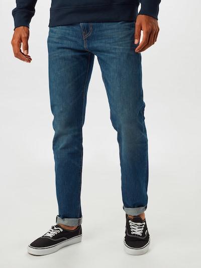 LEVI'S Jeansy '510™ SKINNY FIT' w kolorze niebieski denimm, Podgląd na modelu(-ce)