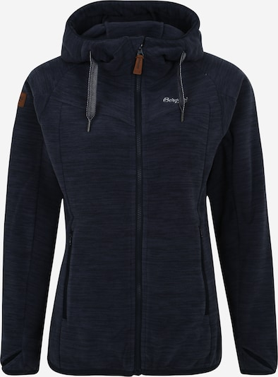 Bergans Bluza polarowa funkcyjna 'Hareid' w kolorze ciemny niebieskim, Podgląd produktu