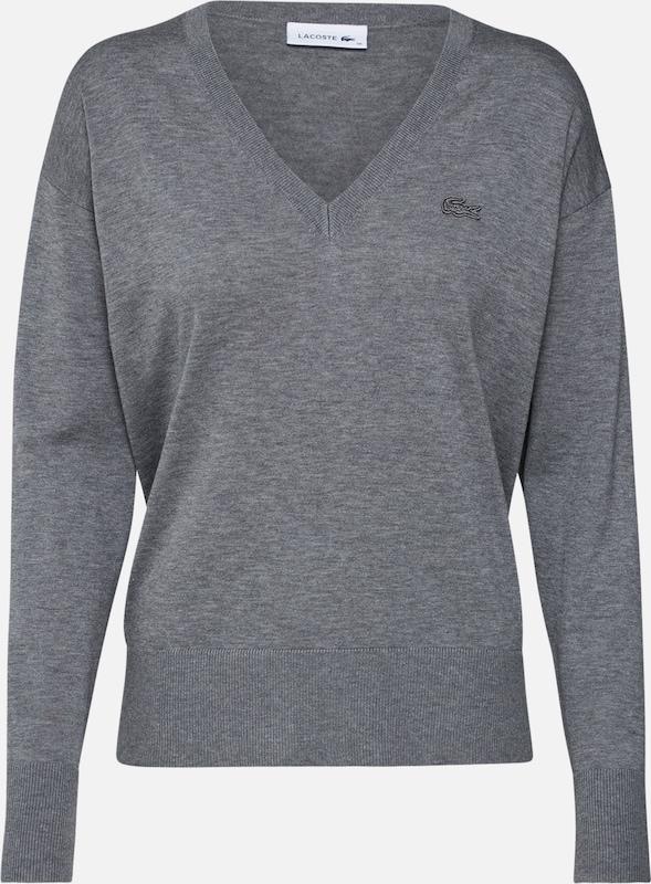 LACOSTE Pullover in grau  Neu in in in diesem Quartal 2c1ec8