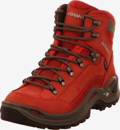LOWA Outdoorschuhe in rot, Produktansicht