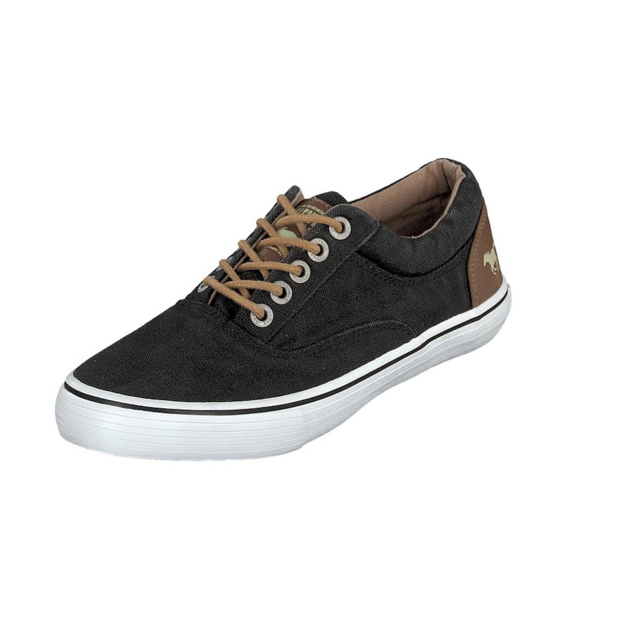 MUSTANG Schnürhalbschuh Verschleißfeste billige Schuhe Hohe Qualität