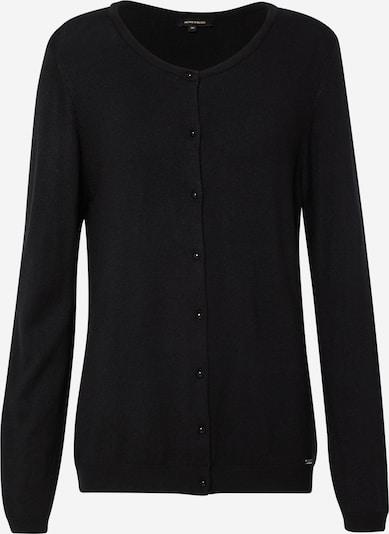 MORE & MORE Cardigan in schwarz, Produktansicht