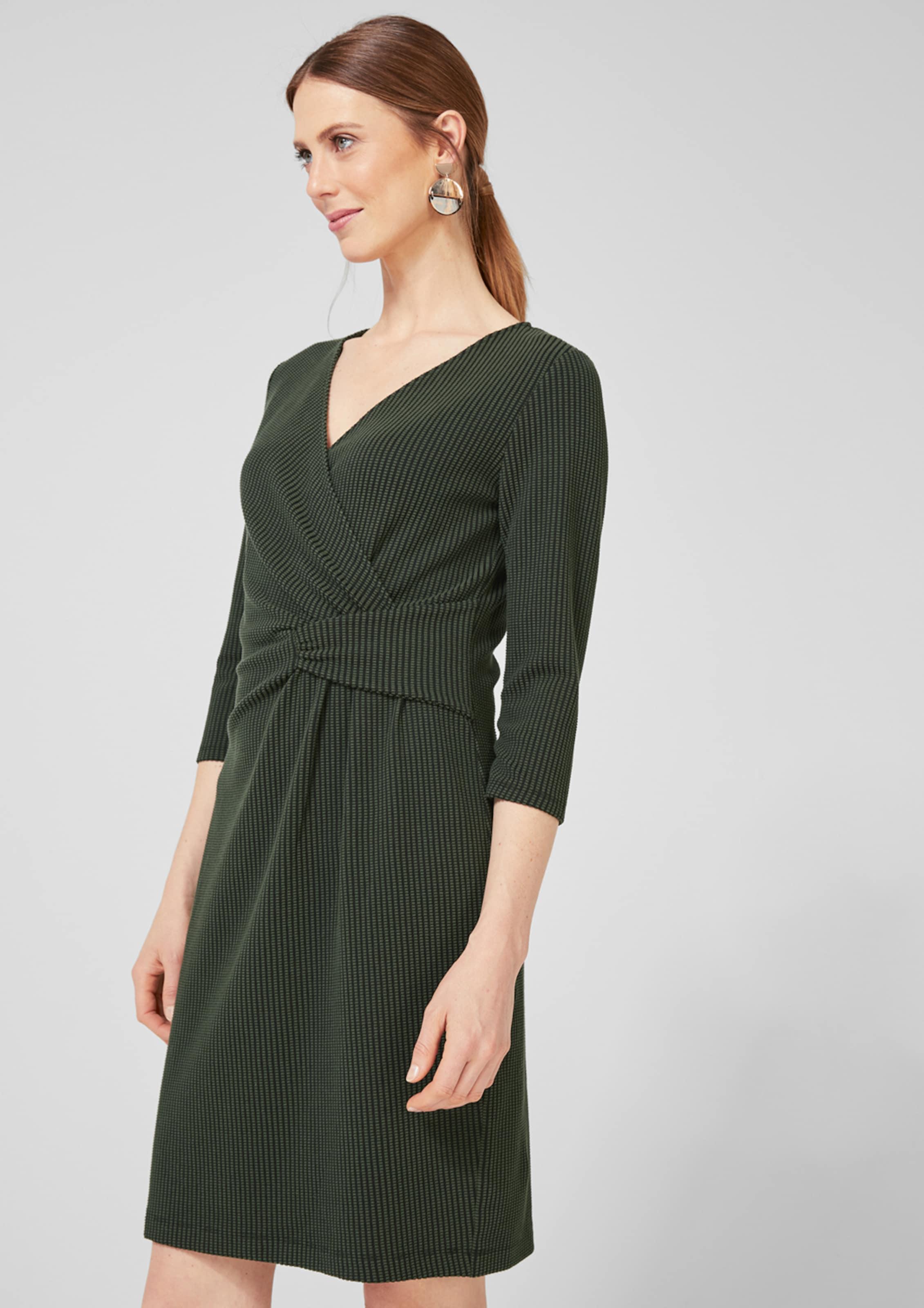 GrünDunkelgrün Label Kleid In S oliver Black rhtdsQC