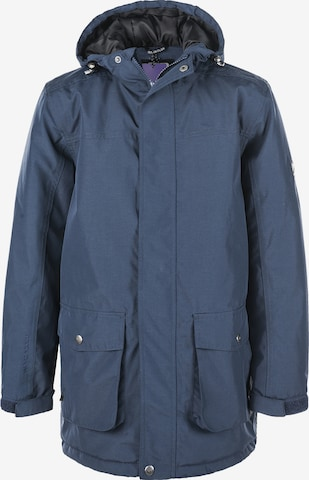 Whistler Outdoor jacket 'Buro W-PRO' in Blue