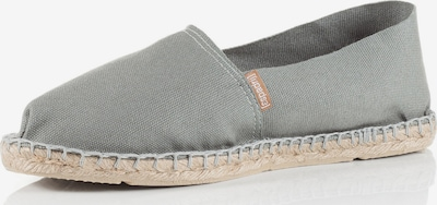 espadrij l´originale Espadrilles 'Classic' in grau, Produktansicht