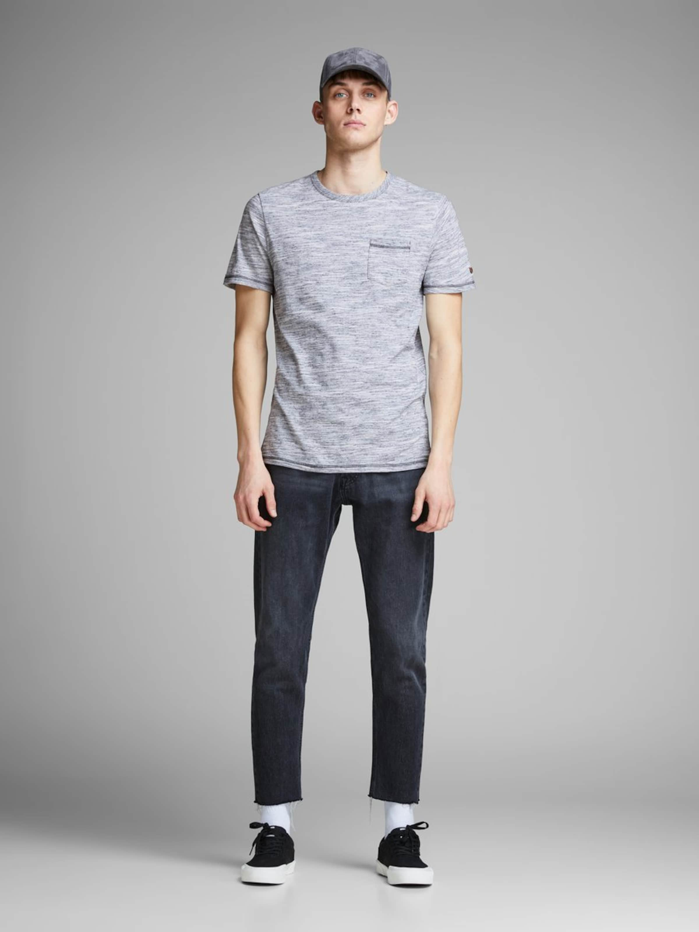gris Bleu Jones shirt En Jackamp; T TlJ35uFK1c