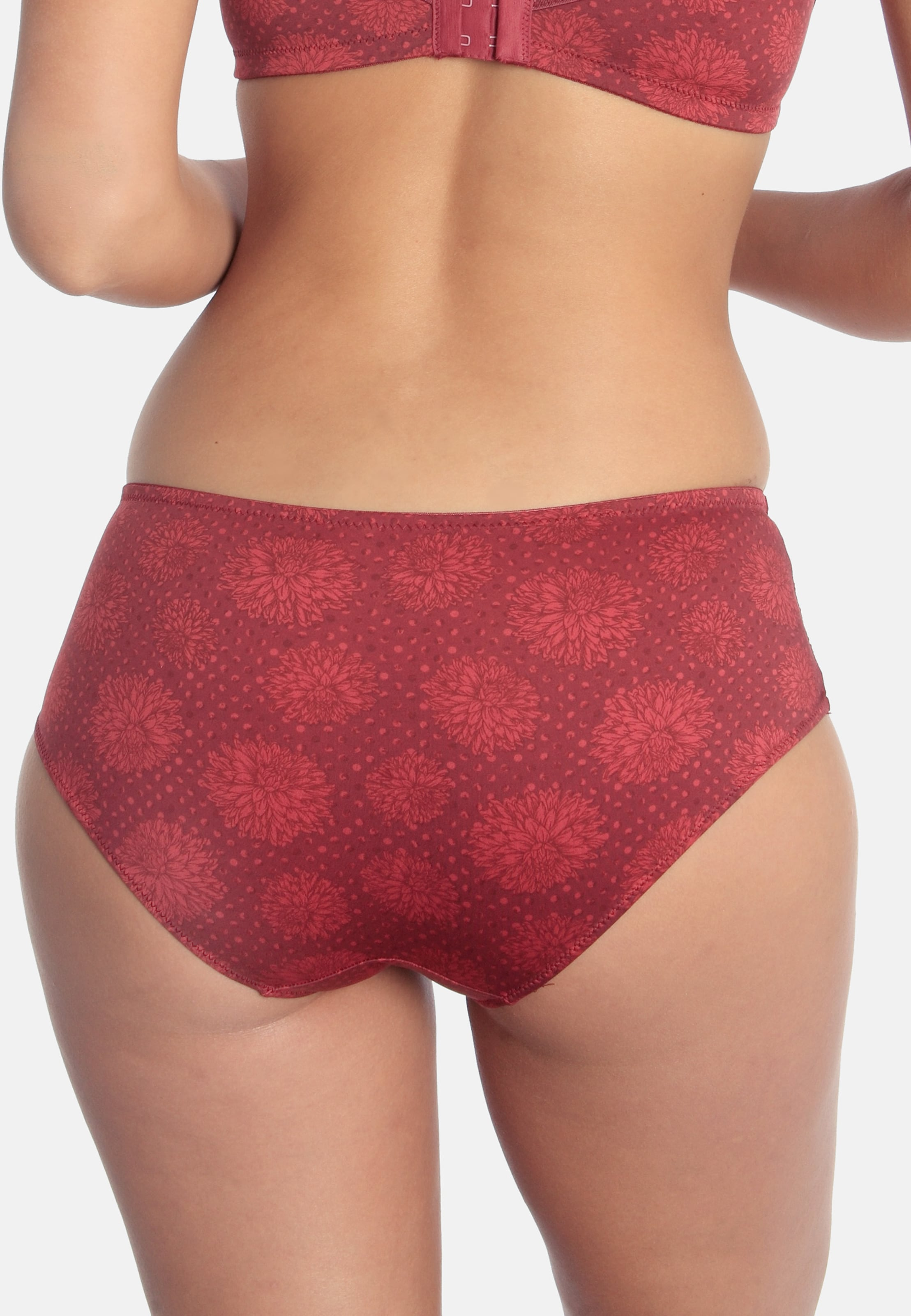 'fascinating Sassa In Dots' Pack 2er Panty Pastellrot 4AR3j5L