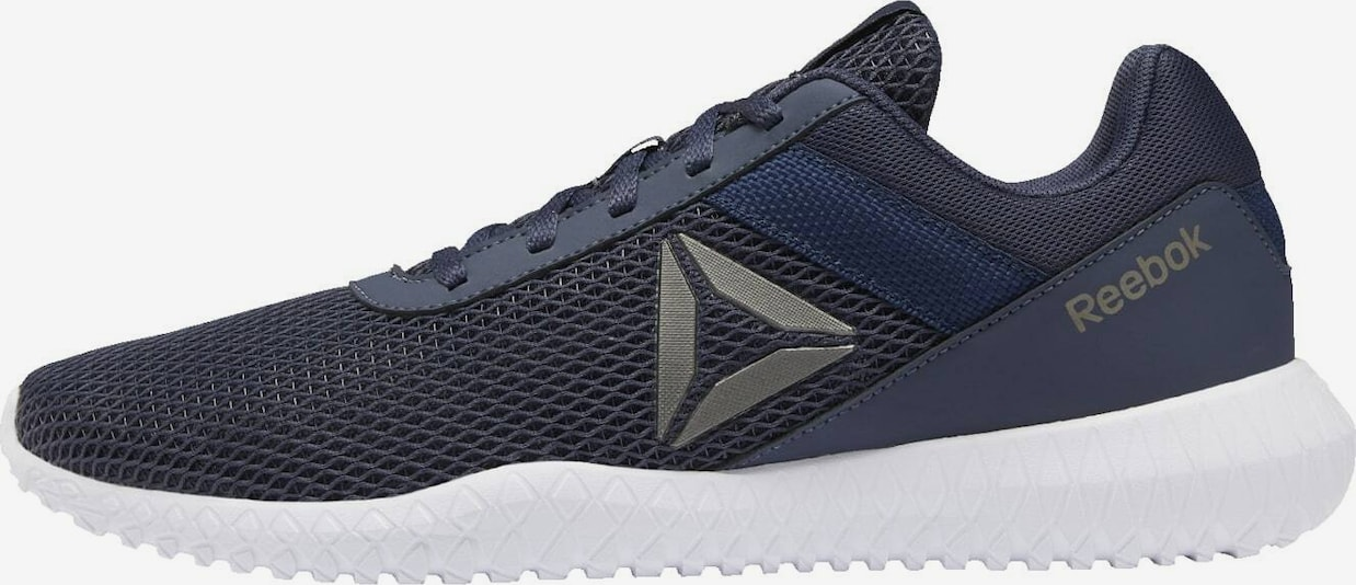 REEBOK Trainingschuh 'Flexagon Energy' in kobaltblau / silber, Produktansicht