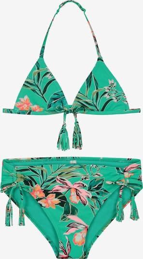 Shiwi Bikini 'waikiki' w kolorze turkusowy / mieszane kolorym: Widok z przodu