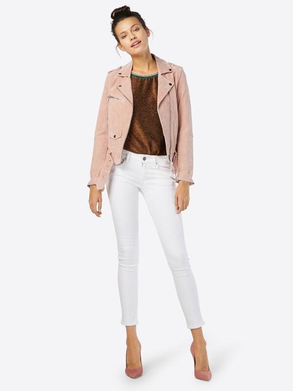 REPLAY Skinny Jeans 'LUZ BACK ZIP'
