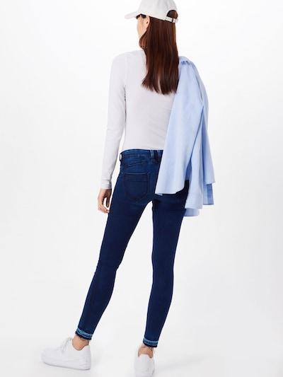 Džinsai 'NENA' iš Gang , spalva - tamsiai (džinso) mėlyna: Vaizdas iš galinės pusės