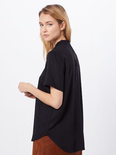 ONLY Bluzka 'FALMA' w kolorze czarnym: Widok od tyłu