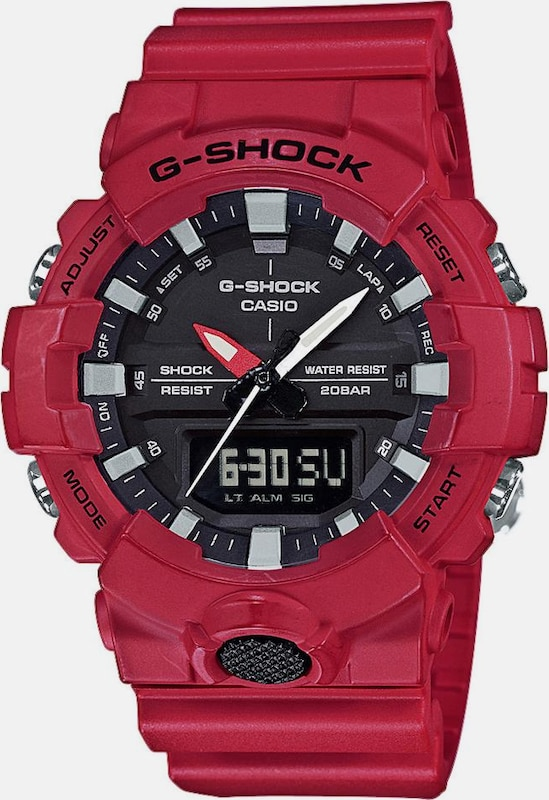 CASIO 'G-Shock' Chronograph 'GA-800-4AER'