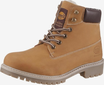 Dockers by Gerli Winterboots in camel, Produktansicht
