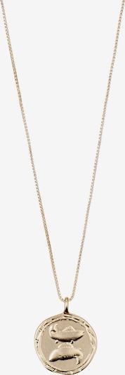 Pilgrim Halsband 'Pisces' i guld, Produktvy