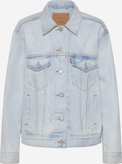 LEVI'S Prehodna jakna 'Ex-Boyfriend Trucker' | bela barva, Prikaz izdelka