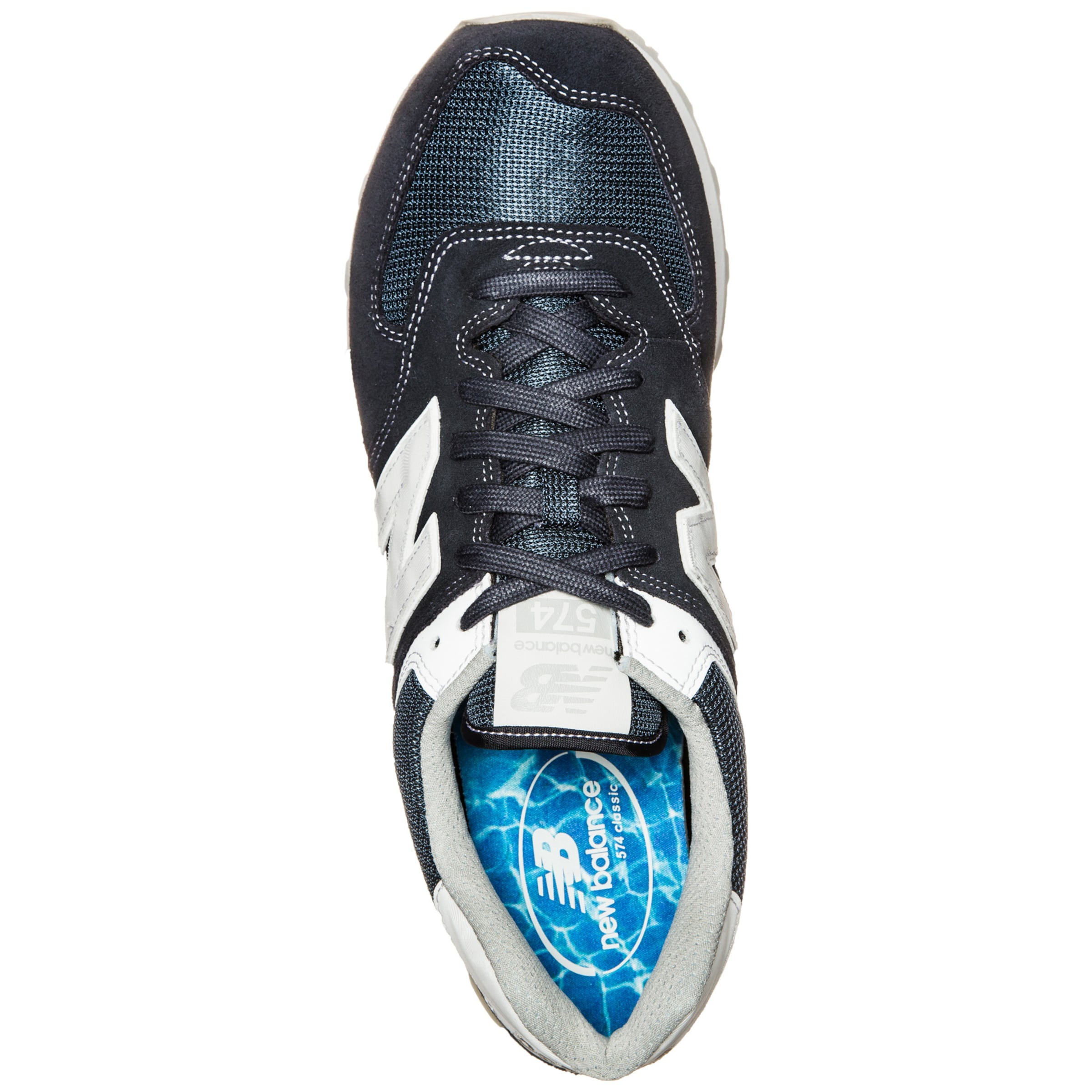 'ml574 In Blau see Balance New d' Sneaker QxtsdoCBrh