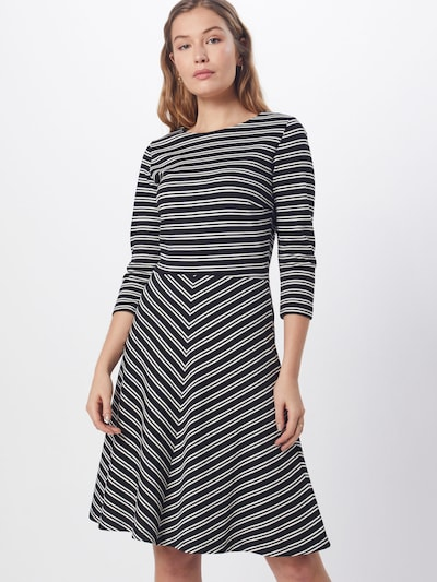 MORE & MORE Kleid in schwarz / weiß, Modelansicht