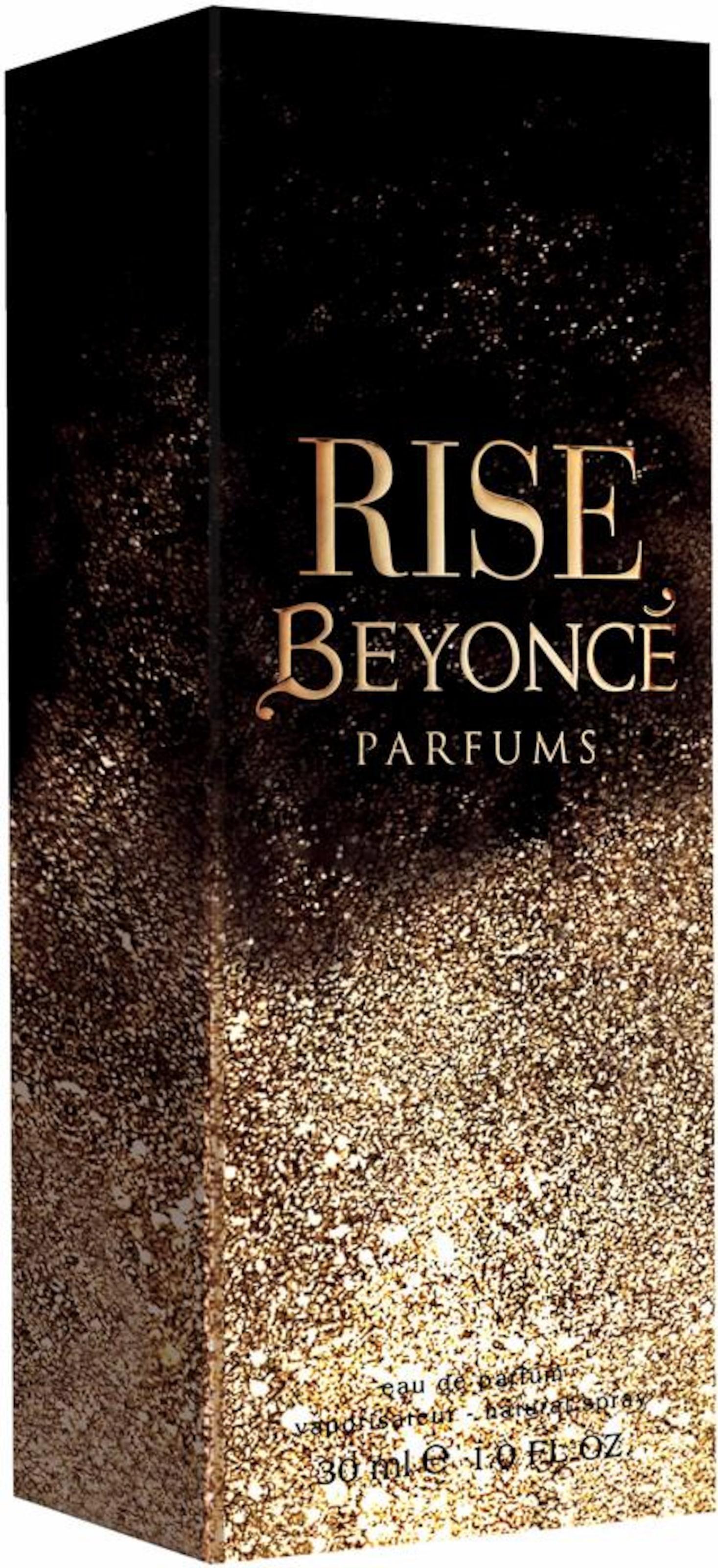 'rise' Beyoncé In Eau Parfum De GoldSchwarz shrtQd