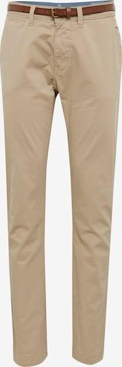 TOM TAILOR Chino hlače | bež barva, Prikaz izdelka