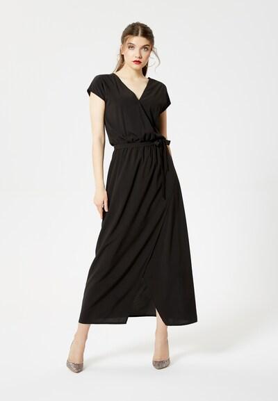 MYMO Kleid in schwarz, Modelansicht