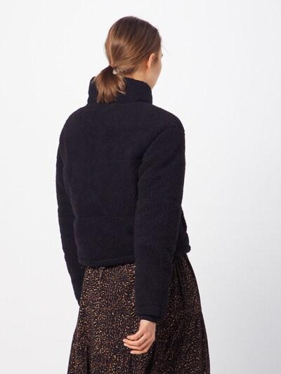 Urban Classics Jacke in schwarz: Rückansicht
