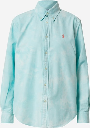 POLO RALPH LAUREN Bluse in mint, Produktansicht