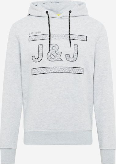 JACK & JONES Sweatshirt in graumeliert, Produktansicht